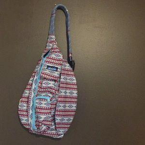 KAVU crossbody backpack